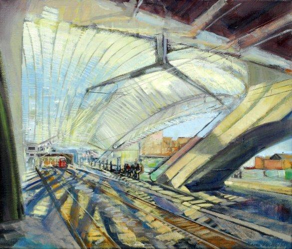 La Gare Blanche