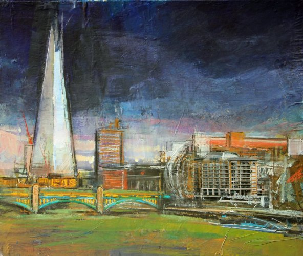 Shard View (studie)